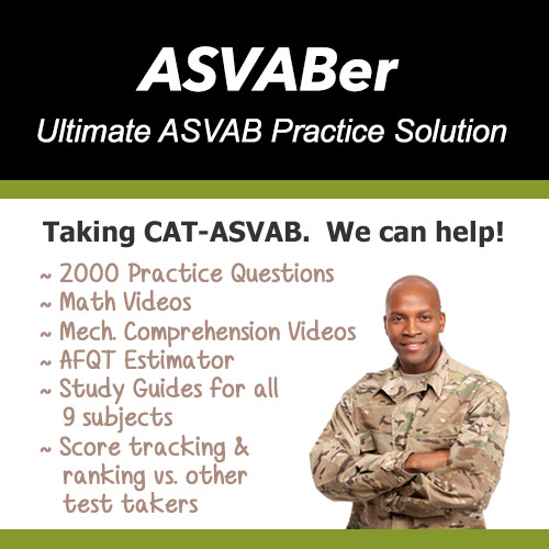 ASVAB Practice Test Questions | How To Enlist